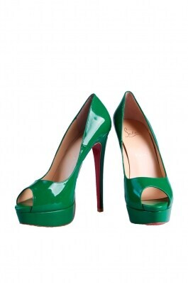 Туфли Christian Louboutin 3262 - image 2 - Photo 2