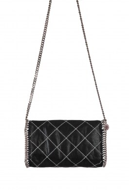 Сумка-почтальон Stella McCartney Falabella 3595 - image 2 - Photo 2
