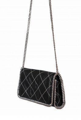 Сумка-почтальон Stella McCartney Falabella 3595 - image 3 - Photo 3