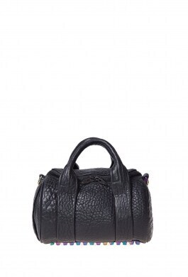 Сумка-почтальон Alexander Wang Rockie 3694 - image 2 - Photo 2