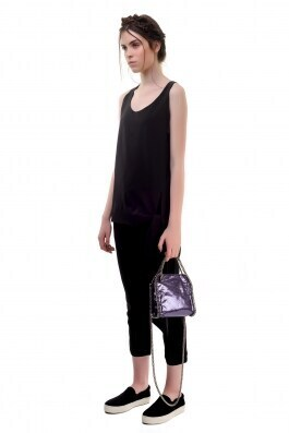 Сумка-почтальон Stella McCartney Falabella 3876 - image 4 - Photo 4