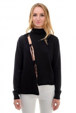 Купить удлиненный свитер женский с доставкой