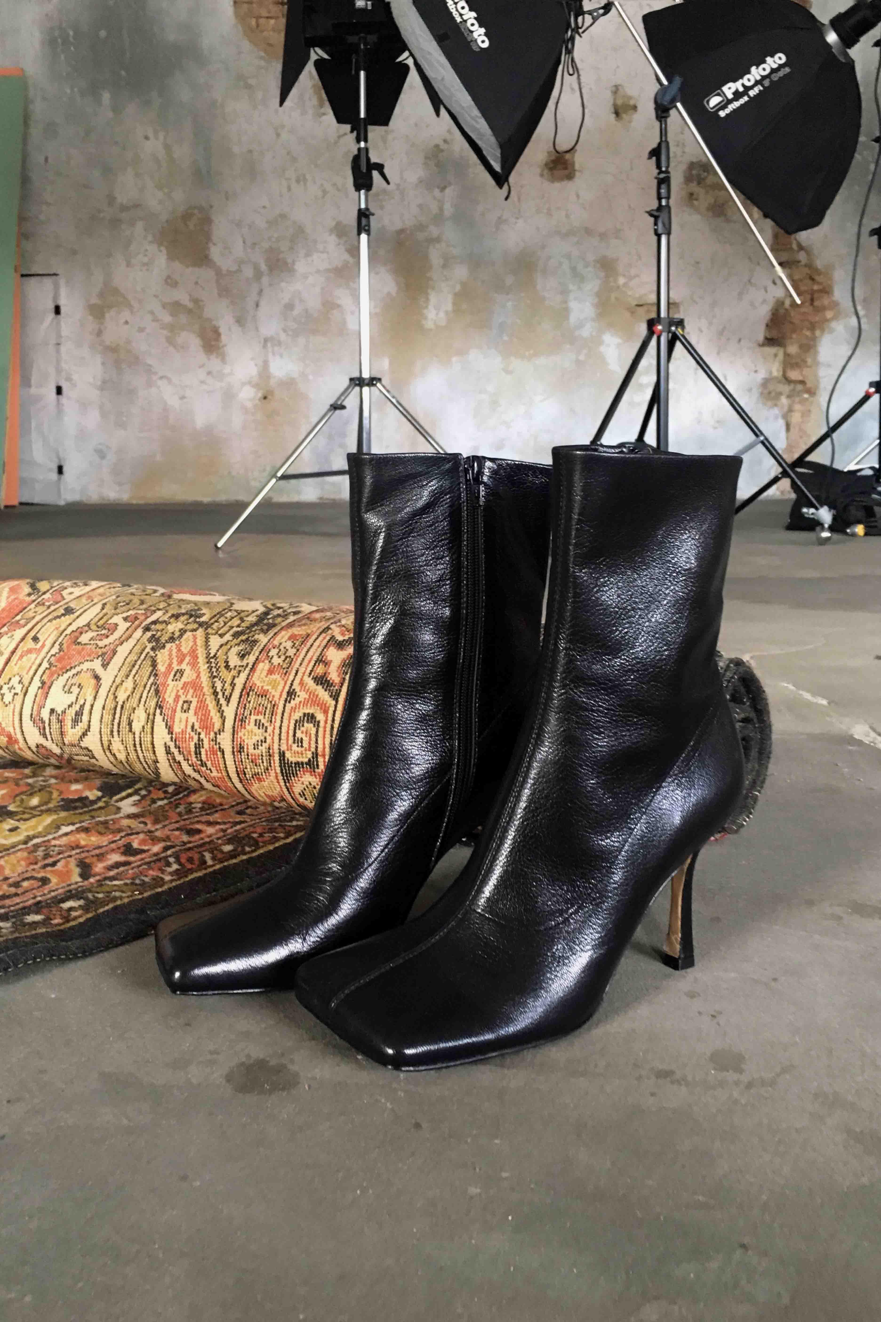 ботинки боттега