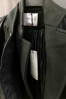 Пальто Sacai 7364 - image 4 - Photo 4