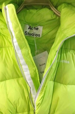Пуховик Acne Studios 7465 - image 3 - Photo 3
