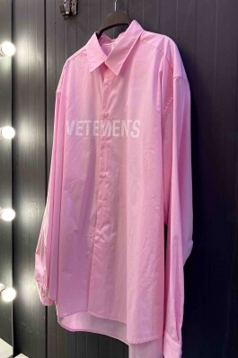Рубашка Vetements 8854