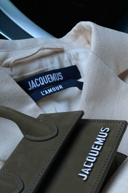 Сумка Jacquemus 8912 - image 3 - Photo 3